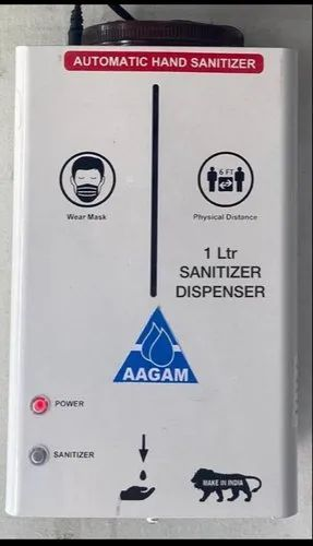 1 Litre Sanitizer Dispenser