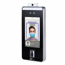 Touch Less Body Temperature Scan Face Reader