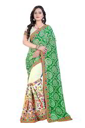 Riva 193 Georgette Saree
