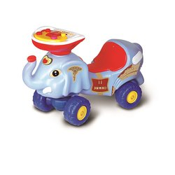 Plastic Happy Jumbo Car, For School/Play School, Model Name/Number: 50827