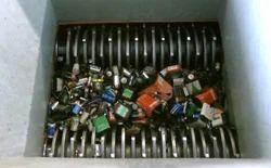 Battery Shredding Machine
