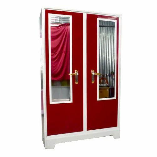 Standard Double Door Steel Cupboard, Rs 5000 /piece, Shree ...