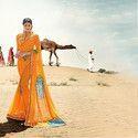 Chiffon Printed Designer Saree