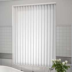 PVC White Vertical Blind for Window