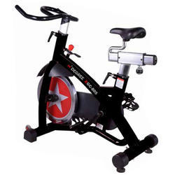 Black Manual Gym Exercise Cycle for Gym