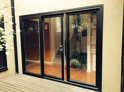 UPVC Double Sliding Door
