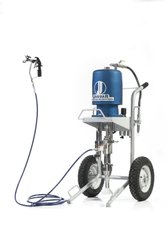 Wall Putty Spray Machine