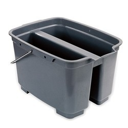 Two Level Barrel Bucket