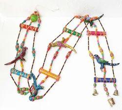 Meena Peacock Line Hanging