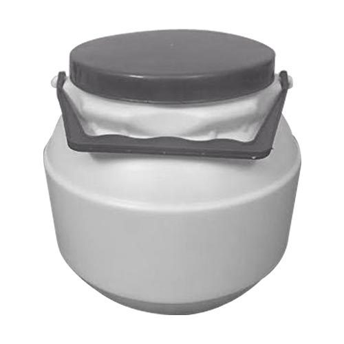 Plastic Matka Jar For Ghee Food Storage Boxes Containers Modern