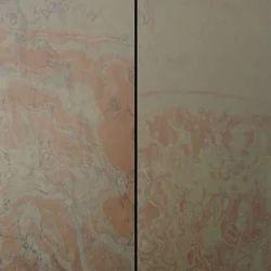 Multi Pink Slate Veener
