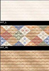 Glossy Series 517 (L, HL) Hexa Ceramic Tiles