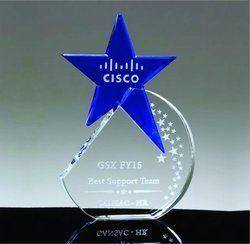 Cisco Event Crystal Mementos
