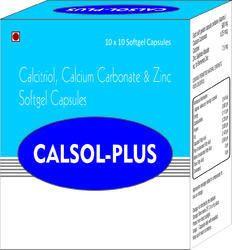 Calcitriol Calcium Carbonate And Zinc