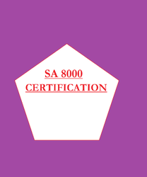 SA 8000 Certification