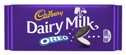Cadbury Dairy Milk With Oreo Biscuit