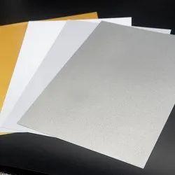 PVC Gold / Silver Inkjet Sheet