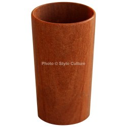 Luxury Brown Sandstone 3.5 Flower Vase