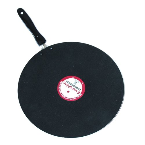 Red Hammerton Non Stick Cookware Non Stick Concave Tawa, Packaging Type: Box