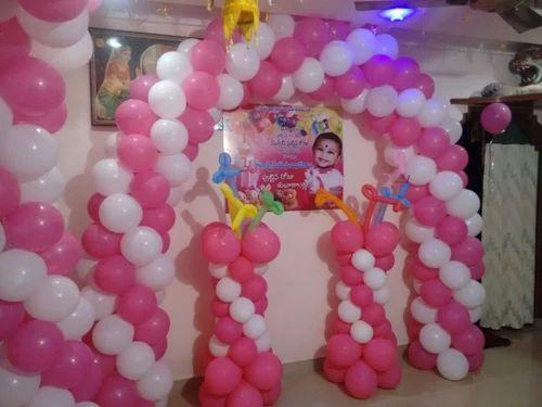 Balloon Decoration In Vizag Balloon Decoration Indian Balloons