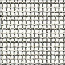 Mill Finish Twill Wire Mesh