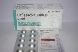 Deflazacort Tablets 6Mg