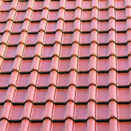 Profile Red Commercial Ceramic Roof Tile, Rs 31 /piece Sk ...
