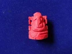Kesar ZemsLord Ganesha Synthetic Munga Powder Appx 100 Grmas