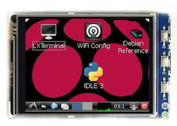 Raspberry Pi Resistive Touch Screen 3.2 inch