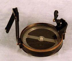 Prismatic Compass, Size/Diameter: 120-160 Mm (diameter)