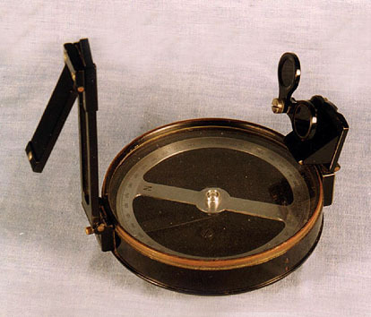 Prismatic Compass, Size/Diameter: 120-160 Mm (diameter), Rs 3400 /piece | ID: 15575792333