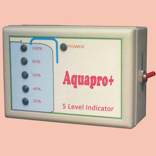 Water Level Controller - Semi Automatic Water Level