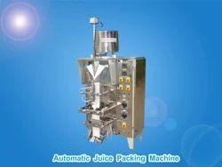 Juice Packing Machine