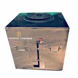 Hotel Stainless Steel Tandoor