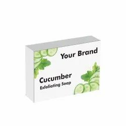 Cucumber Exfoliating Soap
