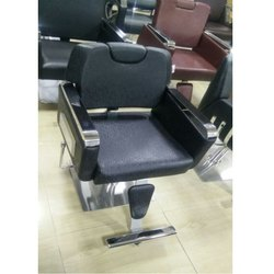 Stainless Steel Salon Chairs