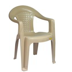 Marvel Low Back Plastic Chair