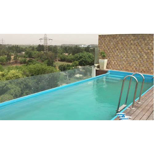 FRP Swimming Pool, for Hotels/Resorts