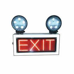 Exit LED Emergency Light