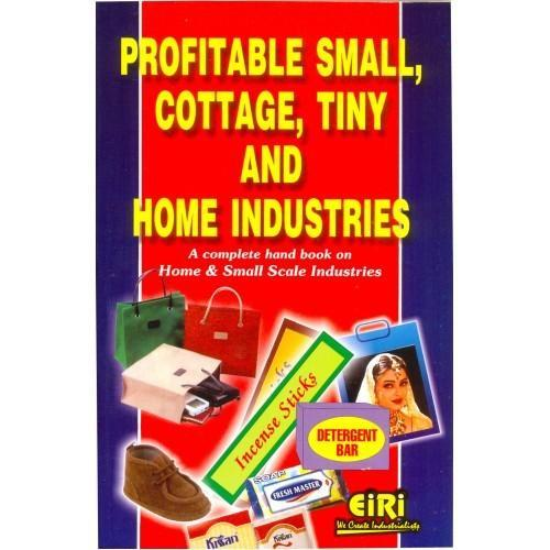 Portable Small, Cottage, Tiny and Home Industries Books