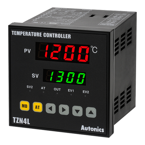 Temperature Control Device: 100 To 240 VAC Autonics Temperature Controller TZN4L 24R