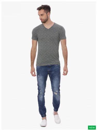 8c3d46fc Fame Forever Printed V- Neck T- Shirt, Size: Large, Rs 699 /piece ...