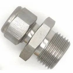 Inconel 600 Threaded Fittings