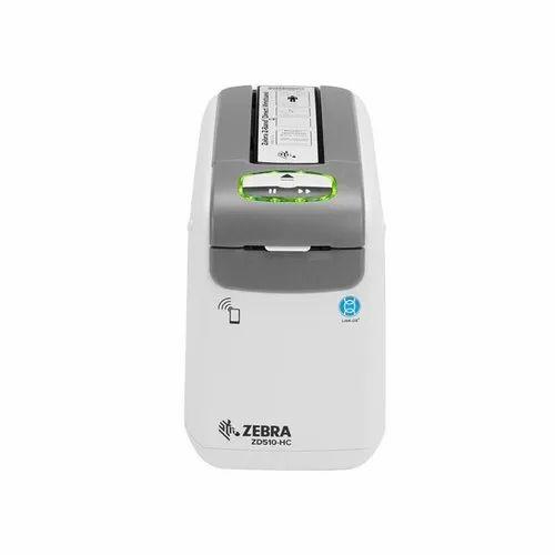 Zebra ZD510-HC Wristband Printing Solution
