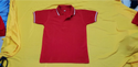 Red T-Shirt School Uniform