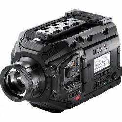 Black Blackmagic Design URSA Broadcast Camera