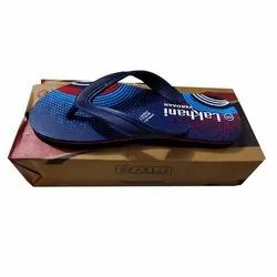 Rubber Printed Lakhani Casual Slipper