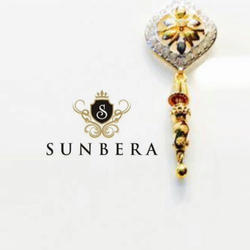 Sunbera Gold Earrings