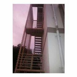 MS Multiple Floor Stairs