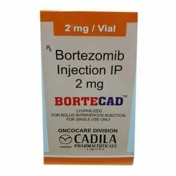 Bortecan Bortezomib 2mg injection